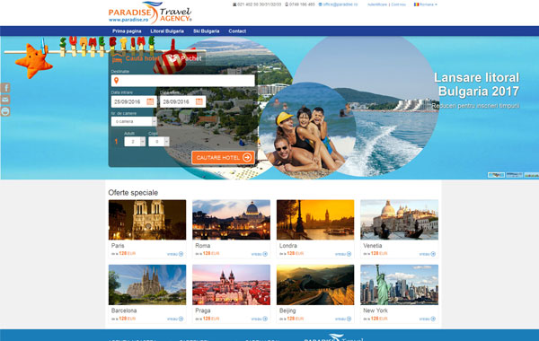Paradise Travel Agency